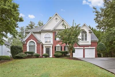 Johns Creek Single Family Home For Sale: 12230 Broadleaf Lane