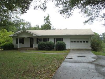 Banks County Single Family Home For Sale: 5470 Highway 51 S