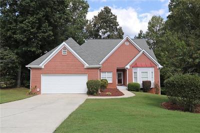 Snellville Single Family Home For Sale: 2719 Cane Ridge Drive