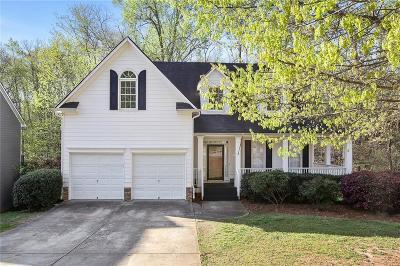 Dallas Single Family Home For Sale: 366 Crestview Drive