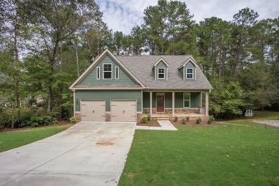 Acworth Single Family Home For Sale: 860 Picketts Ridge