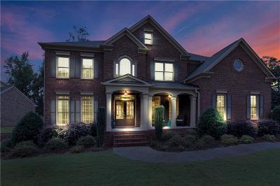 Marietta Single Family Home For Sale: 405 Battlefield Creek Drive