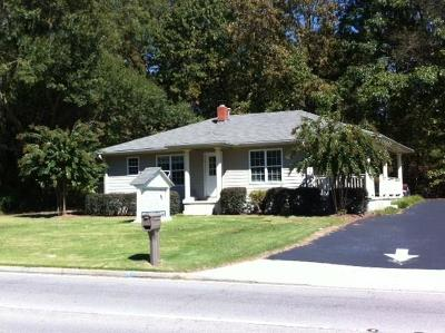 Hall County Commercial For Sale: 3368 Thompson Bridge Road