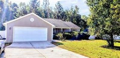Winder Single Family Home For Sale: 1605 Phillipsburg Drive