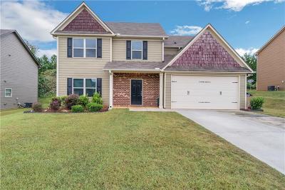 Cartersville Single Family Home For Sale: 56 Hamilton Boulevard NW