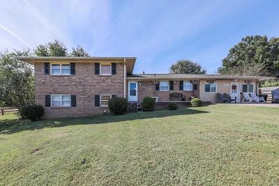 Cartersville Single Family Home For Sale: 502 Grassdale Road