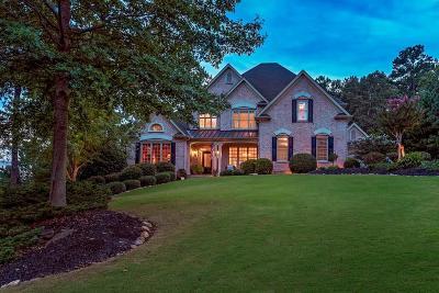 Milton  Single Family Home For Sale: 15730 Milton Point