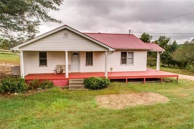Hall County Single Family Home For Sale: 3450 Roy Parks Road