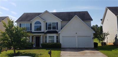 Carroll County, Coweta County, Douglas County, Haralson County, Heard County, Paulding County Single Family Home For Sale: 1014 Balsam Wood Trail