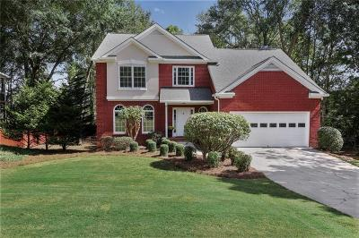 Alpharetta  Single Family Home For Sale: 5730 Bryson Lane