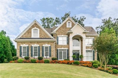 Canton Single Family Home For Sale: 921 Ravenwood Way
