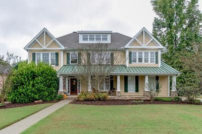 Sugar Hill Single Family Home For Sale: 402 Spring Willow Drive