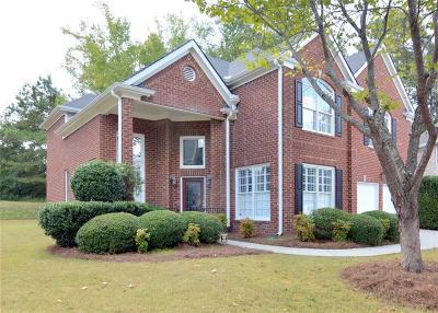 Roswell Single Family Home For Sale: 4304 Summit Oak Lane NE