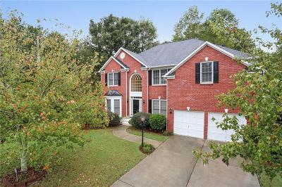 Roswell Single Family Home For Sale: 5005 Magnolia Walk