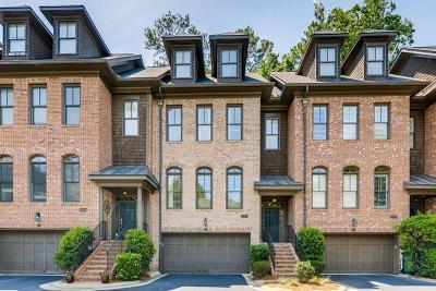 Atlanta Condo/Townhouse For Sale: 4222 Rickenbacker Drive NE #7