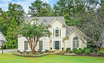 Roswell Single Family Home For Sale: 5040 Magnolia Walk