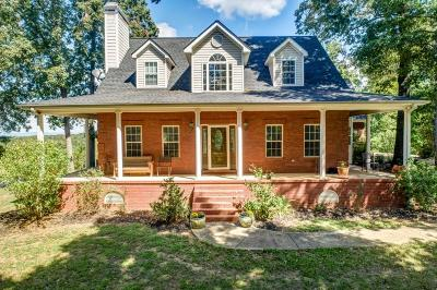 Jasper Single Family Home For Sale: 2333 Bryant Road