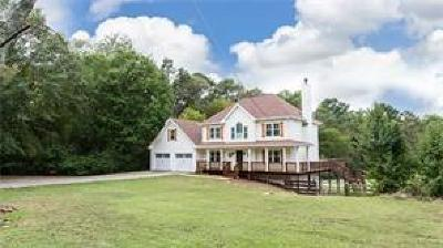 Cumming Single Family Home For Sale: 8680 Wallace Tatum Road