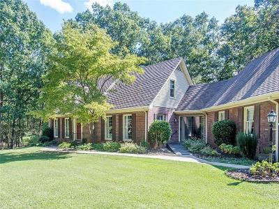 Newton County Single Family Home For Sale: 322 Sewell Road