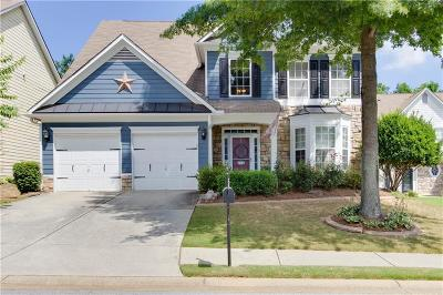 Canton Single Family Home For Sale: 245 Springs Crossing