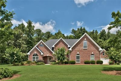 Loganville Single Family Home For Sale: 1240 Oakwood Place