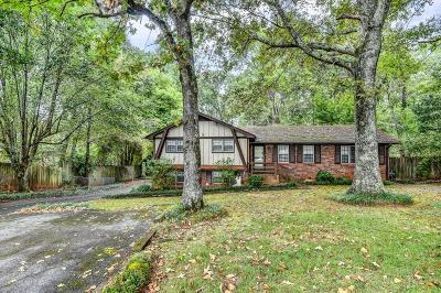 Acworth Single Family Home For Sale: 5891 Highway 92