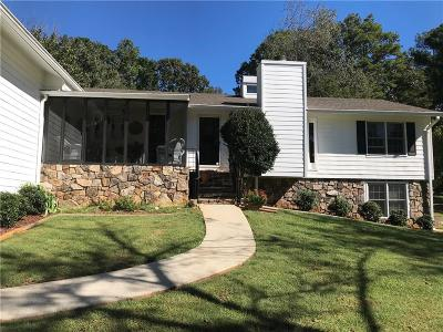 Flowery Branch Single Family Home For Sale: 6642 Gaines Ferry Road