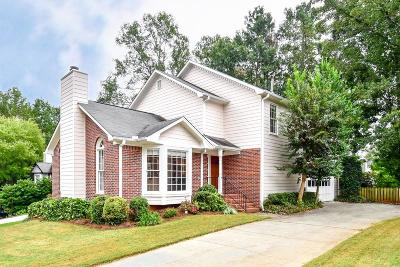 Brookhaven Single Family Home For Sale: 1175 Alexandria Court NE