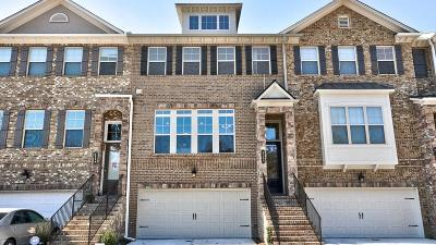 Dunwoody Condo/Townhouse For Sale: 4187 Townsend Lane #77