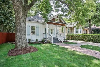 Atlanta Single Family Home For Sale: 1391 SW Beatie Ave Avenue