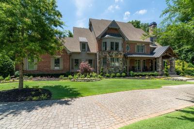 Milton Single Family Home For Sale: 880 Foxhollow Run