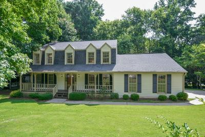 Marietta Single Family Home For Sale: 2253 Scotts Parkway