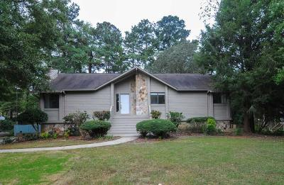 Marietta Single Family Home For Sale: 1541 Old Hunters Trace
