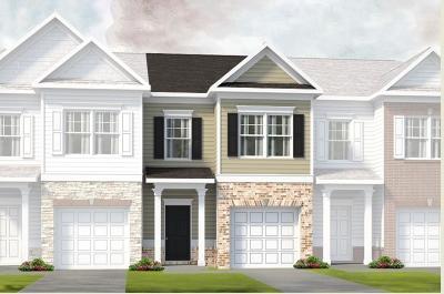 Atlanta Condo/Townhouse For Sale: 3348 Estes Drive #341