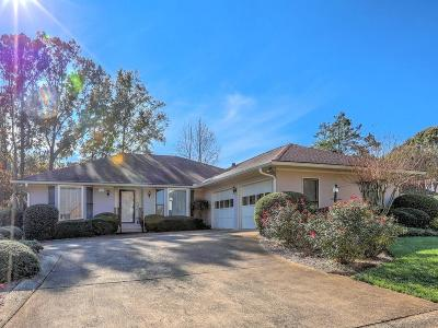 Marietta Single Family Home For Sale: 945 Bridgegate Drive NE