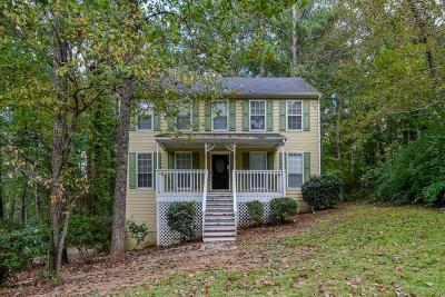 Acworth Single Family Home For Sale: 4479 NW Whitt Station Run NW