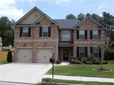 Buford Single Family Home For Sale: 4749 Bogan Meadows Drive