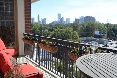 Atlanta Condo/Townhouse For Sale: 3820 Roswell Road NE #708