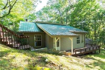 Ellijay Single Family Home For Sale: 206 Cindy Lane