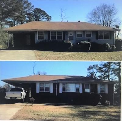 Dallas Single Family Home For Sale: 270 Macland Road