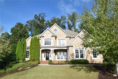 Suwanee Single Family Home For Sale: 655 Grimsby Court