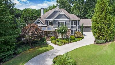 Roswell Single Family Home For Sale: 4154 Chimney Heights NE