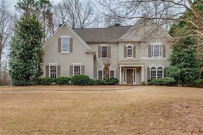 Barrow County, Forsyth County, Gwinnett County, Hall County, Newton County, Walton County Single Family Home For Sale: 65 Wildglen Drive