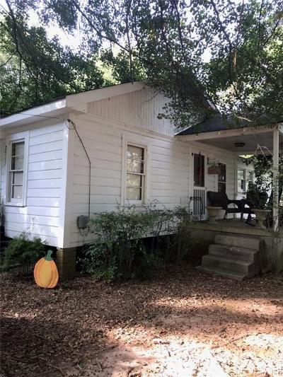 Lawrenceville Single Family Home For Sale: 2513 Dickson Circle