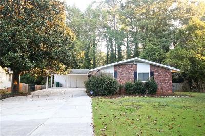 Atlanta Single Family Home For Sale: 2596 Raintree Drive NE