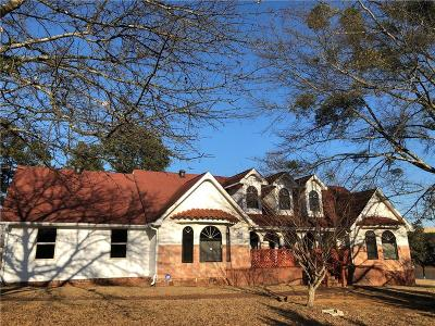 Henry County Single Family Home For Sale: 300 Jonesboro Road