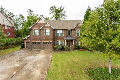 Ellenwood Single Family Home For Sale: 4660 Lake Hill Trail