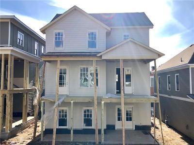 Atlanta Single Family Home For Sale: 1919 Kings Cross NW