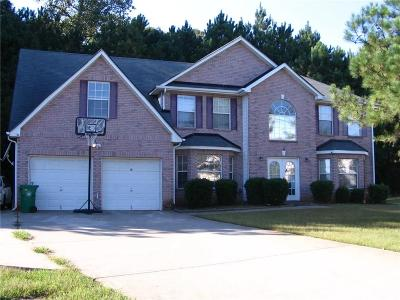 Decatur Single Family Home For Sale: 2455 Marsh Rabbit Bend