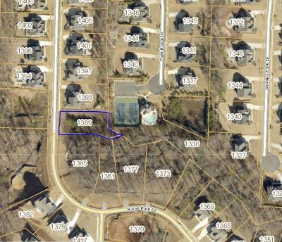 Kennesaw Residential Lots & Land For Sale: 1389 Kings Park Drive NW